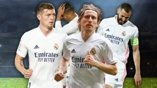El calendario pone a prueba al Real Madrid.