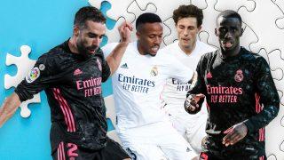 El rompecabezas de Zidane para suplir a Lucas.