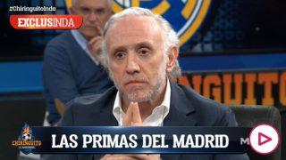 Los jugadores del Madrid están dispuestos a renunciar a una prima