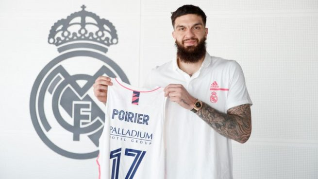 Poirier Real Madrid