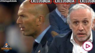 Zidane seguirá otro año en el Real Madrid
