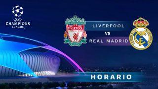 Champions League 2020-2021: Liverpool – Real Madrid | Horario del partido de fútbol de la Champions League.