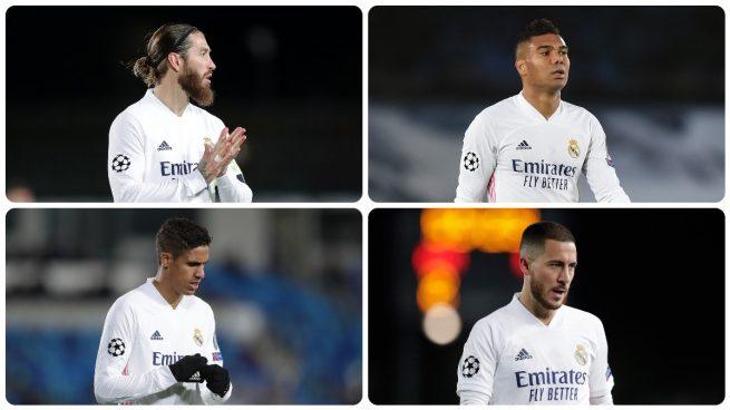 Sergio Ramos, octavo jugador en dar positivo por coronavirus en el Real Madrid