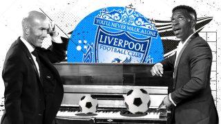 Vinicius es el arma letal del Real Madrid contra el Liverpool.