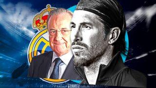 El Real Madrid hará una última oferta por escrito a Sergio Ramos.