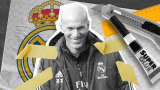 Zidane seguirá una temporada más en el Real Madrid.