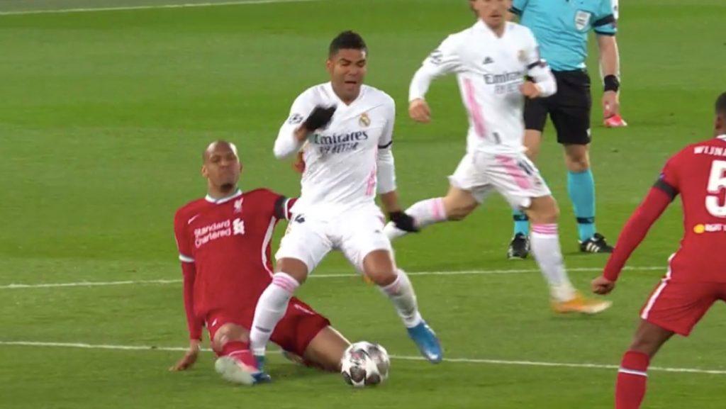 Todas las jugadas polémicas del Liverpool-Real Madrid