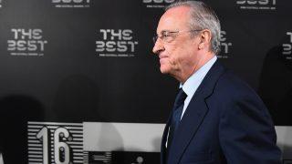 Florentino, en una gala 'The Best'. (Getty)
