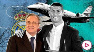 Florentino Pérez: «Cristiano Ronaldo no volverá al Real Madrid».
