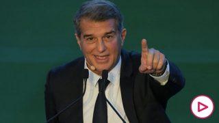 Florentino Pérez: «Laporta entendió que la Superliga ayudará al Barcelona».
