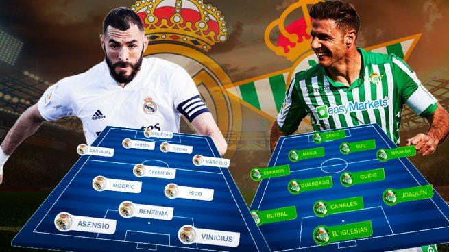 Real Madrid betis
