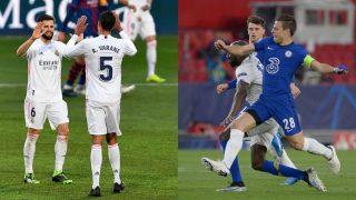Las defensas de Real Madrid y Chelsea son de las mejores de Europa.