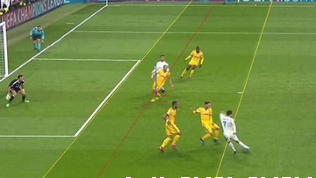 Las últimas jugadas polémicas que perjudicaron al Real Madrid en la UEFA Champions League