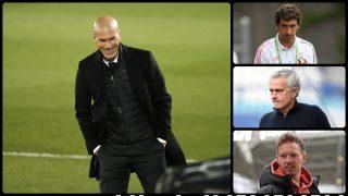 Zidane pierde otro sucesor y Raúl escala puestos. (Getty)