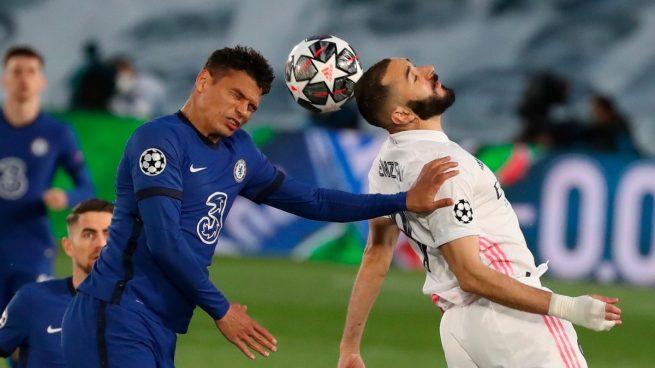 El Real Madrid jugará con las medias negras ante el Chelsea