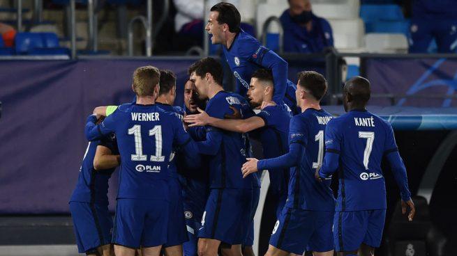 Las apuestas ven al Chelsea en la final de la Champions