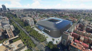 Así lucirá el nuevo Bernabéu en una simulación de un videojuego. (avaldesign.com)
