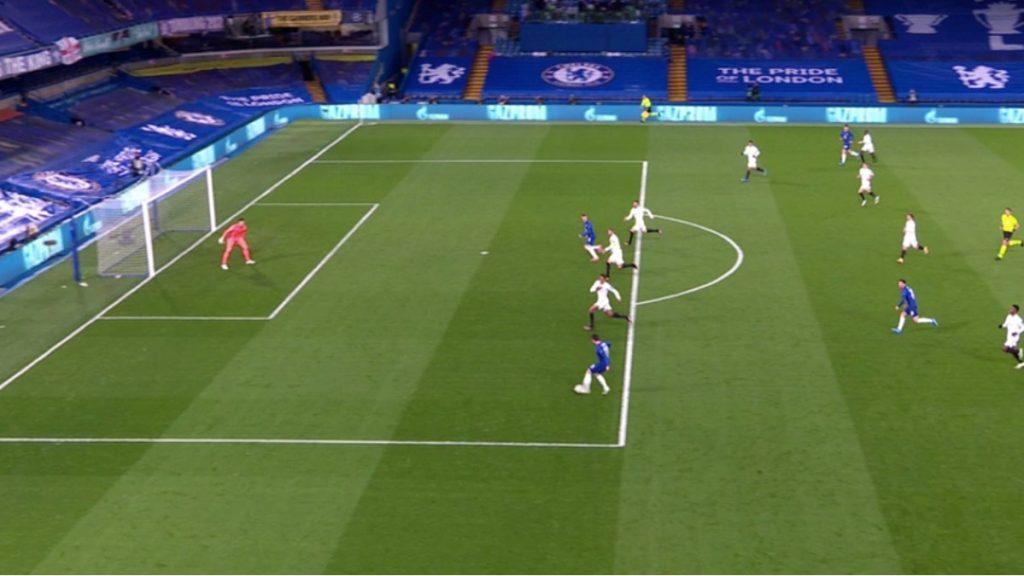 Todas las polémicas del Chelsea – Real Madrid: Orsato permitió la dureza de los locales