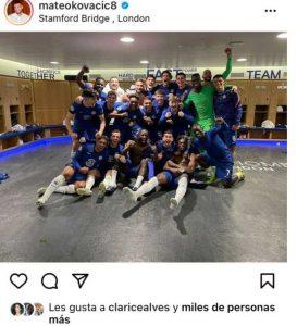 Marcelo y su mujer desatan la polémica: 'les gusta' el pase del Chelsea a la final de la Champions