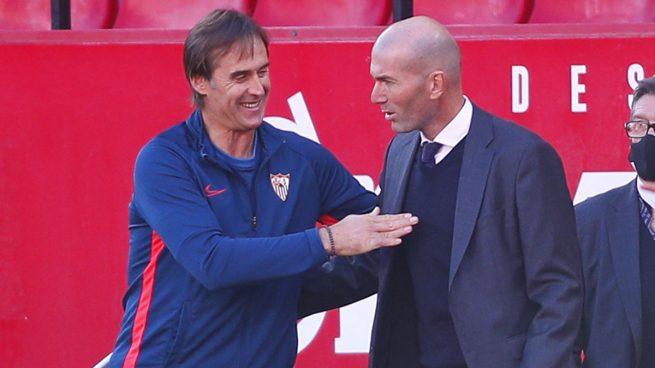 Lopetegui: «Zidane es el técnico idóneo para el Real Madrid»