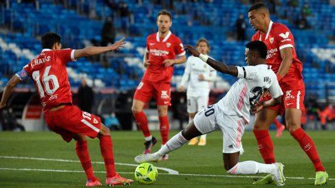 Real Madrid – Sevilla | Liga Santander, en directo