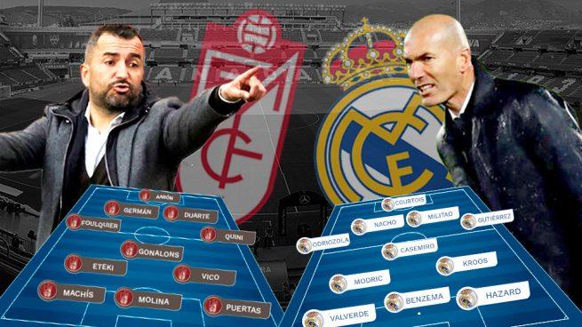Granada Real Madrid