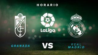 Granada – Real Madrid: jornada 36 de la Liga Santander.