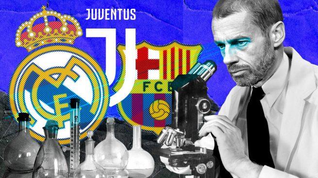 UEFA madrid