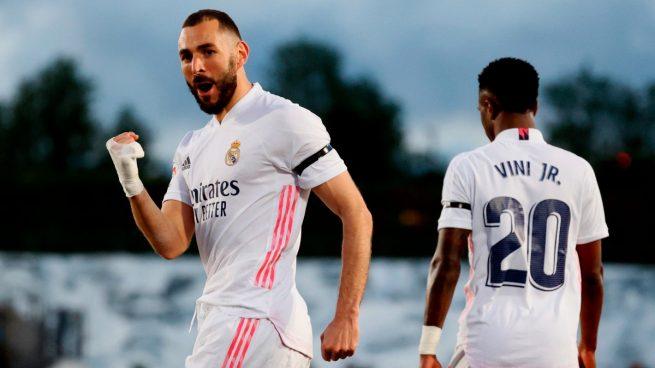 El Madrid llega picado a Granada