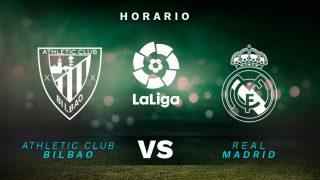 Athletic – Real Madrid: jornada 37 de la Liga Santander.