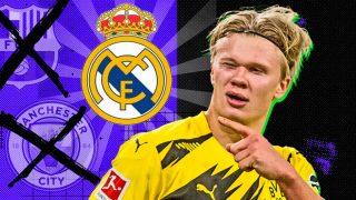 El Real Madrid tiene vía libre para fichar a Haaland.
