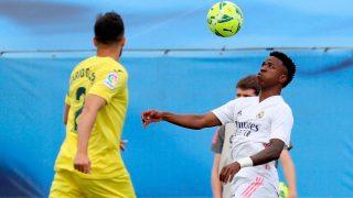 Real Madrid vs Villarreal en directo y en vivo online hoy: resultado y goles del final de la Liga Santander