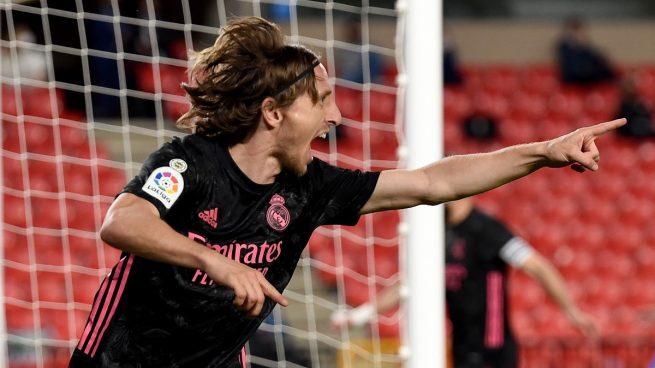 Modric se prepara para su último baile en el Real Madrid