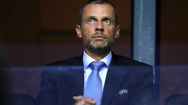 La UEFA se echa para atrás con la Superliga: no habrá sanción para Real Madrid, Barcelona y Juventus