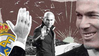 Zinedine Zidane ha terminado su segunda etapa como entrenador del Real Madrid.