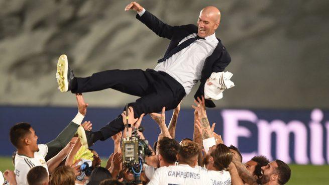 Ramos, Courtois, Kroos, Carvajal, Varane… la plantilla del Real Madrid dice adiós a Zidane
