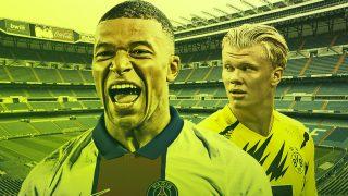 El Real Madrid quiere a Mbappé… y a Haaland.