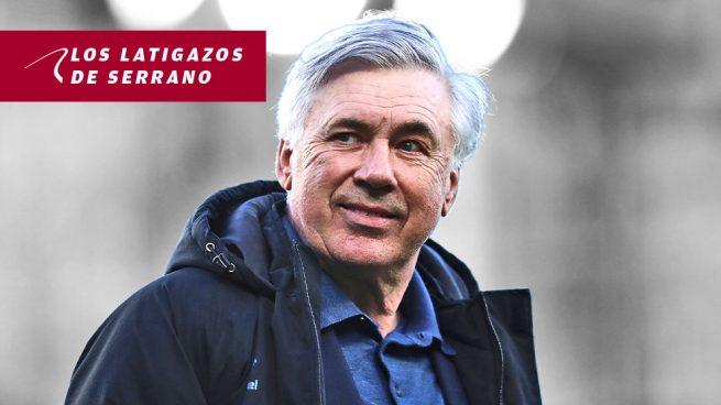 Ancelotti ya está 'vacunao'