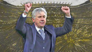 El vestuario celebra el regreso de Ancelotti.