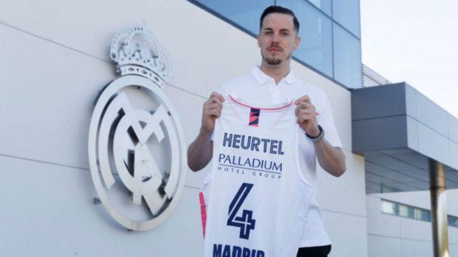 Heurtel Real Madrid