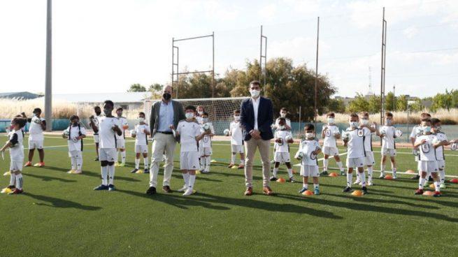 Casillas Fundación Real Madrid