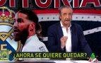 El editorial más duro y claro de Pedrerol sobre el futuro de Sergio Ramos