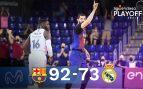 El Barça, campeón inapelable de la ACB