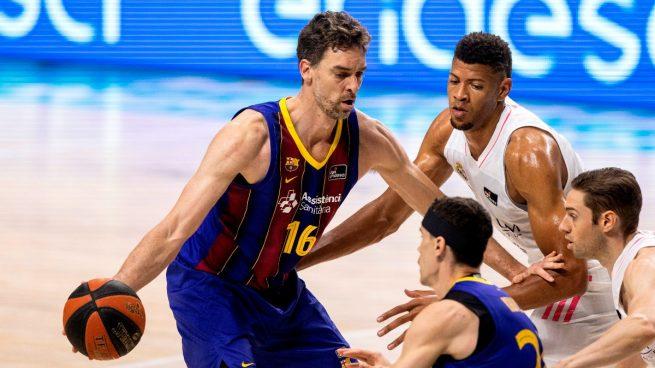 Resultado Barcelona – Real Madrid de baloncesto   Resumen del final de la ACB 2021 en directo