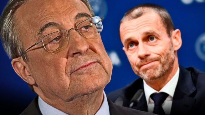 La jugada maestra de Florentino con la UEFA