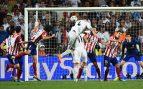 Gol de Sergio Ramos en Lisboa