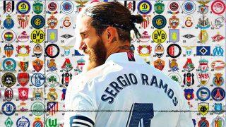 Sergio Ramos quiere jugar en un equipo top