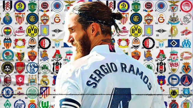 Sergio Ramos próximo equipo