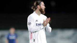 En directo: la despedida de Sergio Ramos del Real Madrid. (Getty)