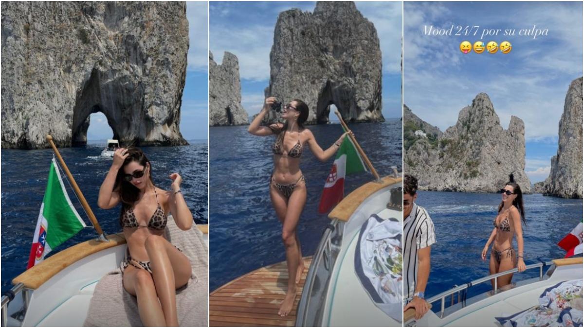 Varias de las fotos subidas por Sandra Garal.